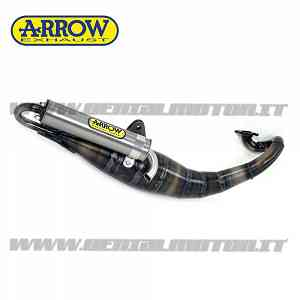 Scarico Completo Arrow Extreme Titanio Aprilia Rally (Air) 50 Cc 1995 > 1999