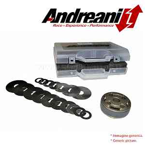 Andreani Piston Kit Original Rear Shock Absorbers Yamaha YZF450 {{year_system}}