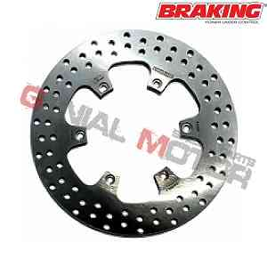 BW05RI Disco Freno Posteriore DX Braking R-FIX per APRILIA PEGASO FACTORY 2007 > 2009
