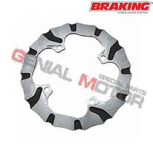 BY4504 Disco Freno Posteriore DX Braking BATFLY per BETA RR 4T ENDURO 2005 > 2009