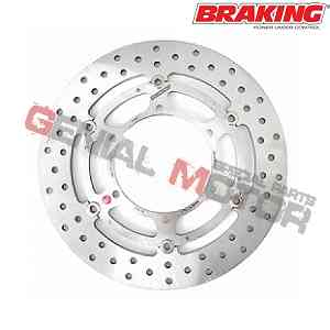 RL7005 Disco Freno Anteriore  Braking R-FLO per BMW R 1100 RS 1994 > 2001