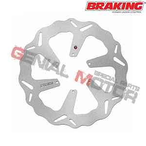 WF7109 Disco Freno Anteriore SX Braking W-FIX per APRILIA RS4 (AJP Rear Caliper) 2011 > 2013