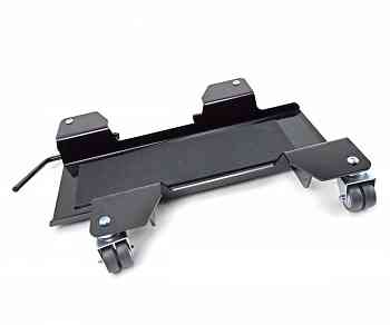Dolly Mover for Centre Stand max. 320 kg Black 45 x 23 cm