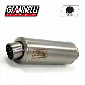 Exhaust Giannelli Inox X-Pro + Cat Aprilia TUONO V4 1100 RR Fac 60mm 2015 > 2016