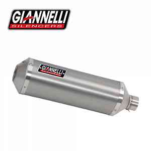 Exhaust Muffler Giannelli Tit/Inox Ipersport Ducati MONSTER 821 2014 > 2016