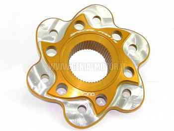 Ducabike Pc6f01b Sprocket Carrier Gold