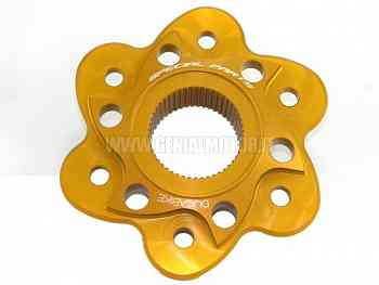 Ducabike Pc6f02b Sprocket Carrier Gold