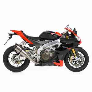 Exhaust Leovince Factory S Stainless Steel Aprilia Rsv4 2009 > 2015