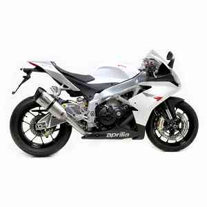 Exhaust Leovince Factory S Stainless Steel Aprilia Rsv4 R 2009 > 2011