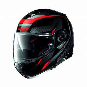 Casco Flip-up Nolan Helmet N100-5 Lumiere N-com 039