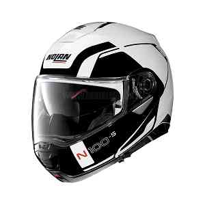 Casco Flip-up Nolan Helmet N100-5 Consistency N-com 019