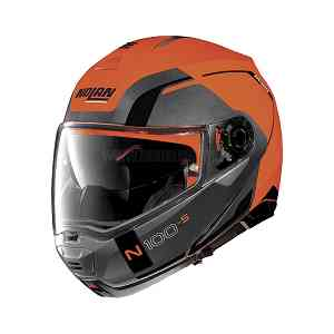 Casco Flip-up Nolan Helmet N100-5 Consistency N-com 027