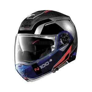 Casco Flip-up Nolan Helmet N100-5 Consistency N-com 029