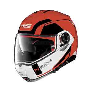 Casco Flip-up Nolan Helmet N100-5 Consistency N-com 023