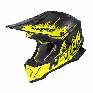 Nolan Helm Off-road Helmet N53 Savannah 65