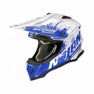 Nolan Helm Off-road Helmet N53 Savannah 68
