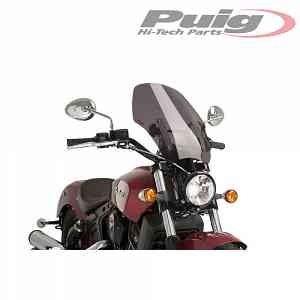 CUPOLINO PUIG FUME SCURO 9386F INDIAN SCOUT 1100 2015 > 2019