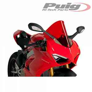 CUPOLINO PUIG ROSSO 9690R DUCATI PANIGALE V4 1100 SPECIALE 2018 > 2019