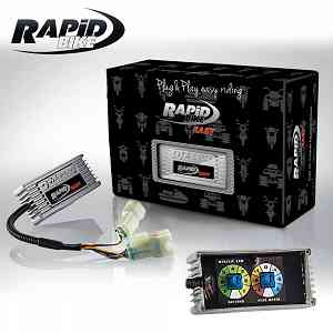 KRBEA2-021 Unidad De Control ECU Adicional Rapid Bike Easy YAMAHA XV Midnight Star 1900 2006 > 2013
