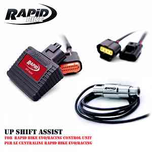 Up/Down Blipper Quick Shift Rapid Bike Para EVO/RACING YAMAHA XTZ Superténéré ZE 1200 2014 > 2020