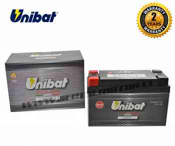 Unibat Lithium Battery ULT2 300A for YAMAHA XV PC ROAD STAR WARRIOR 2002 > 2005 YT14B-BS